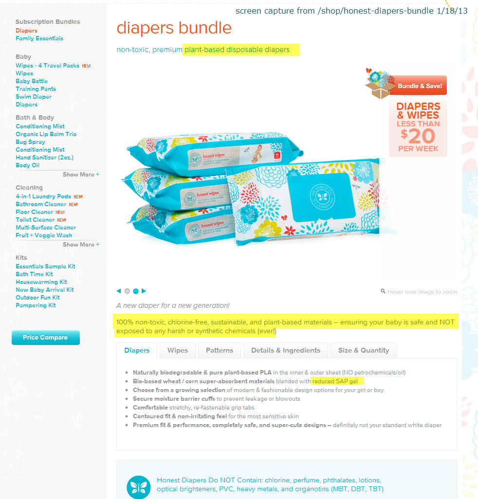 marketing diapers Marketing plan, marketing - part iii--the market analysis - entrepreneurcom marketing plan for instance, with disposable diapers.